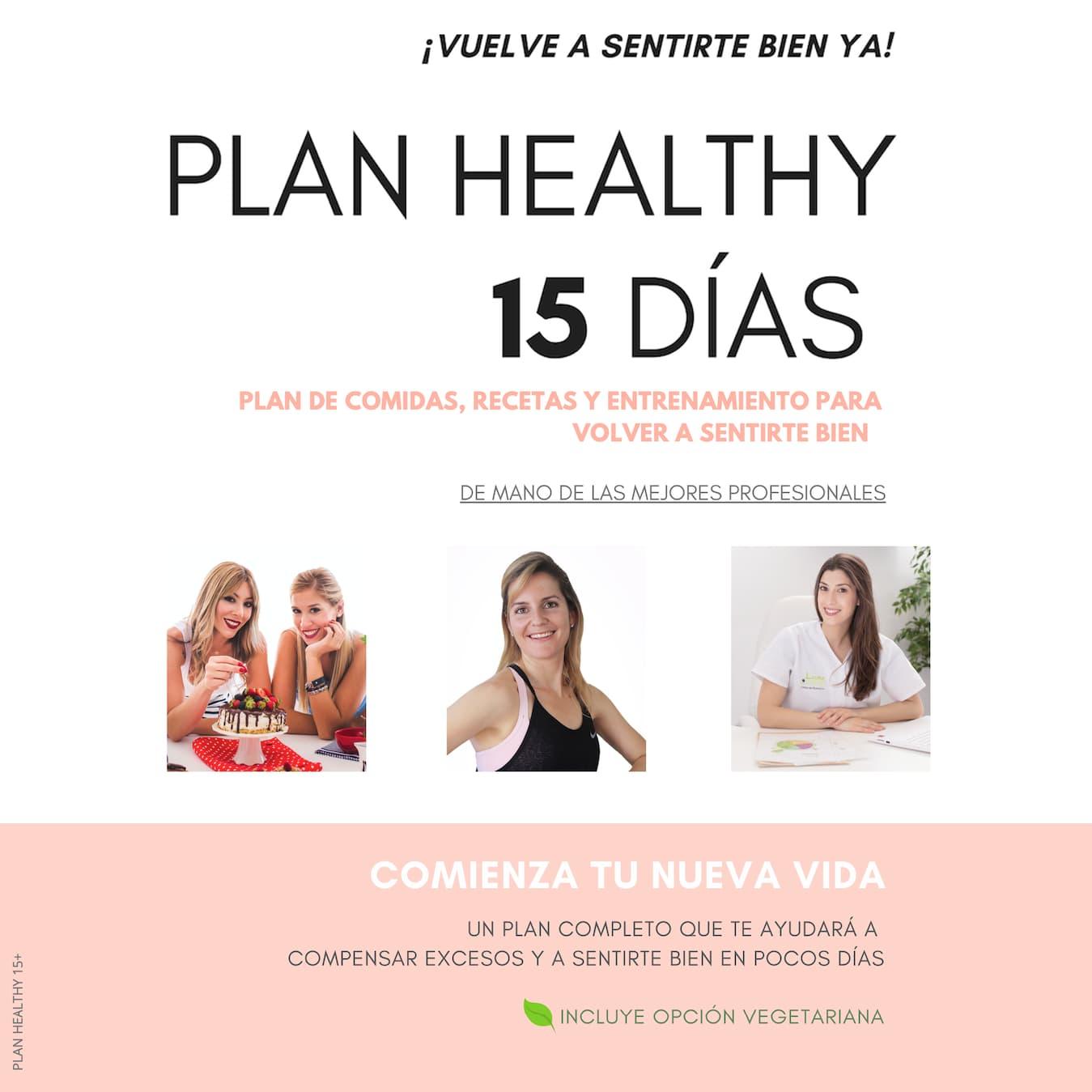 plan healthy menu guapisimas